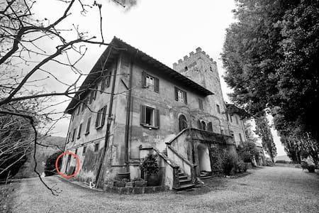"""""""VAULT"""" apartment CASTLE in Chianti"""