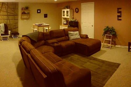 Cozy 2bd Close to everything in SLC - Salt Lake City - Apartamento