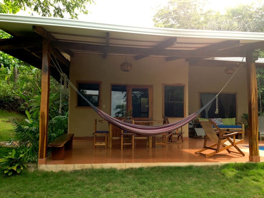 Casa Trogon front