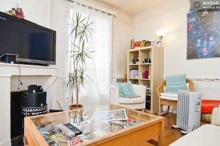 Spacious and chic flat, near to the Eiffel Tower - Appartamento