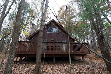 Rustic Luxe Cabin Retreat - Ház