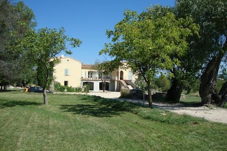 Spacious B&B Malaucene, Provence - Malaucène - Bed & Breakfast