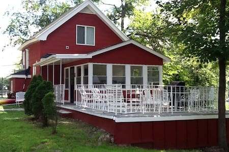 Cozy two bedroom carriage house. - Greenwood Lake - Haus