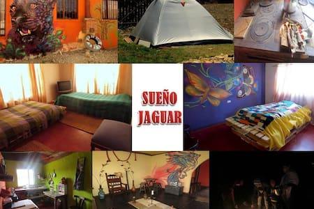 Casa rústica para aventureros en Suesca - Suesca