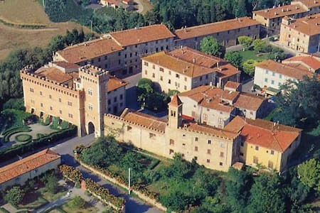 Sleeping in Bolgheri's enchantment - Bolgheri - Apartamento