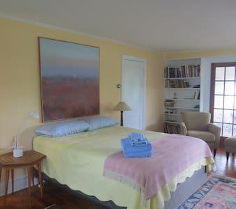 Queen Room - Sag Harbor - Bed & Breakfast