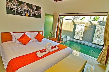 One Bedroom Private Pool & Jacuzzi