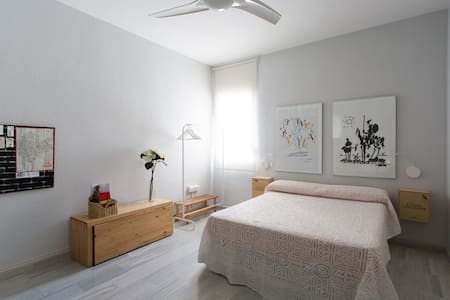 Parking Free+bikes+private room - Apartment