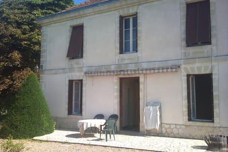 Chambre dans maison campagne - Pension