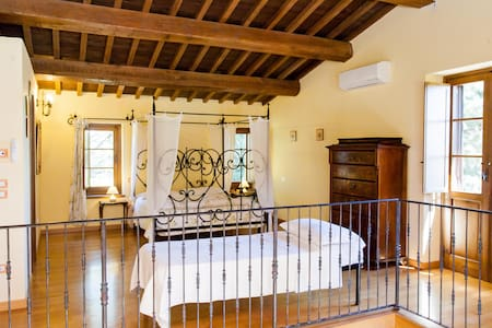 VILLA CASOLARE FINO 14 POSTI LETTO - Perugia