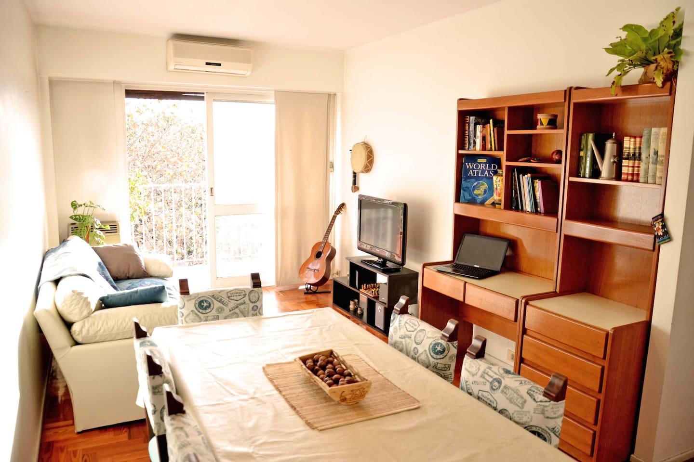 Sunny Dining-room