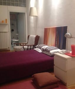 Accogliente stanza a Civitanova  - House