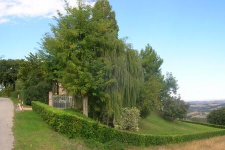 Affittasi a settimana villa - Monte Vidon Combatte