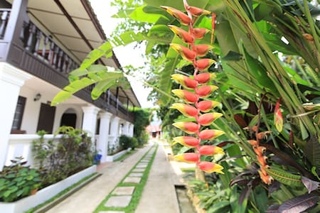 THAVONSOUK Riverside Resort, Vang Vieng, LAOS) - Bed & Breakfast