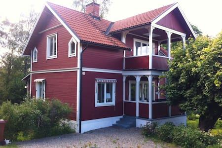 Villa Gustavsberg anno 1904 - Haus