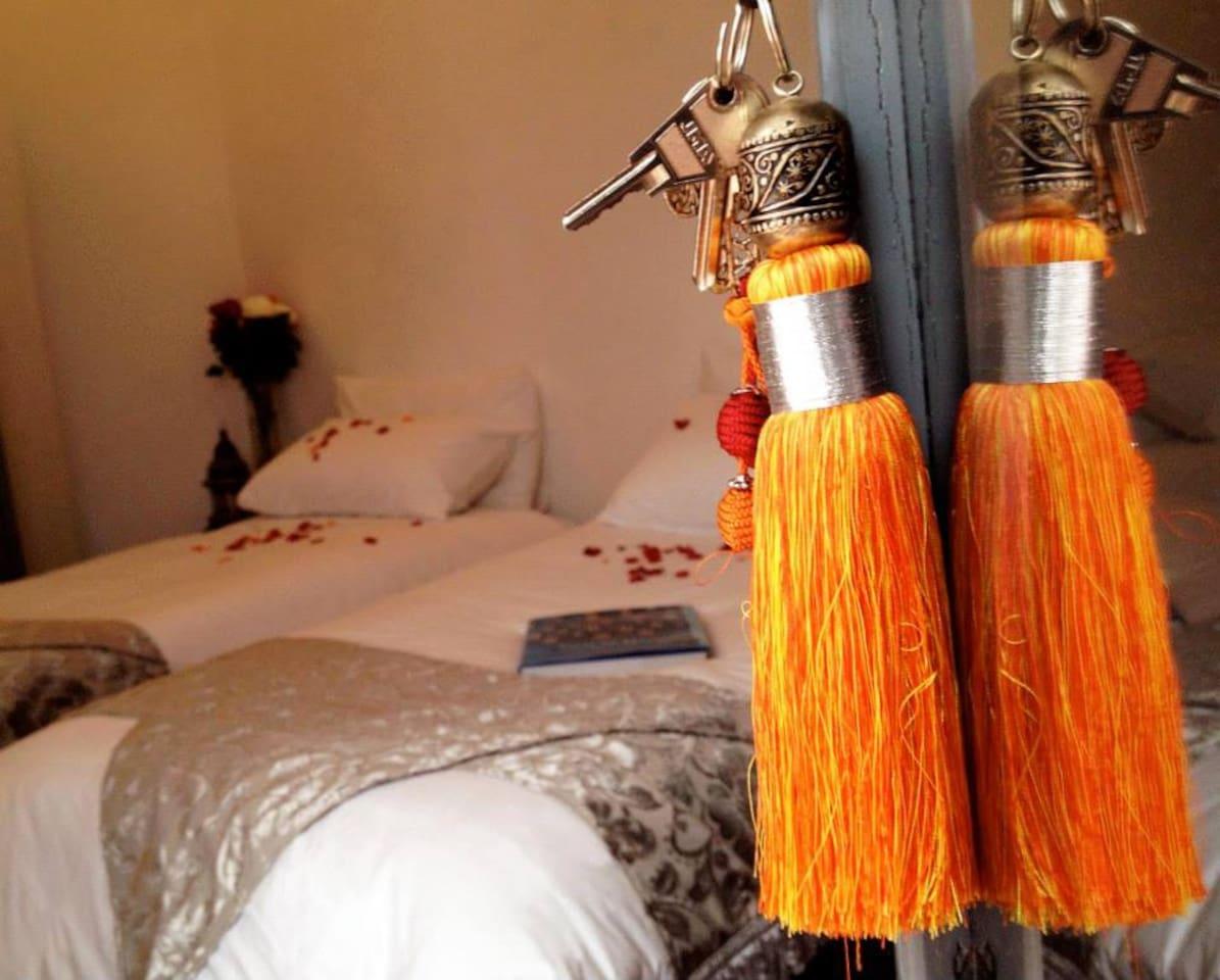 Alibaba bedroom