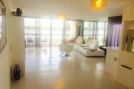 Quiet, Spacious, Waterfront View - Sunny Isles Beach