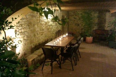 lamaison-uzes, gite Mimosa - Montaren-et-Saint-Médiers - Apartment