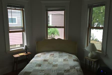 Sunny Room in North Cambridge - Cambridge - Lakás