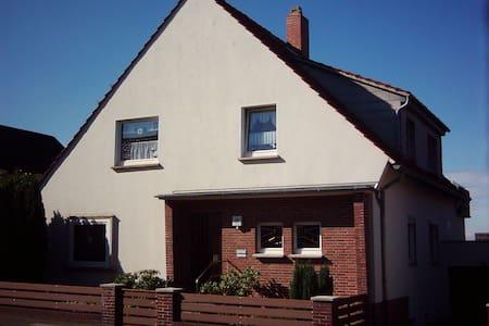 Ferienwohnung 85m² - Helmstedt - Apartamento