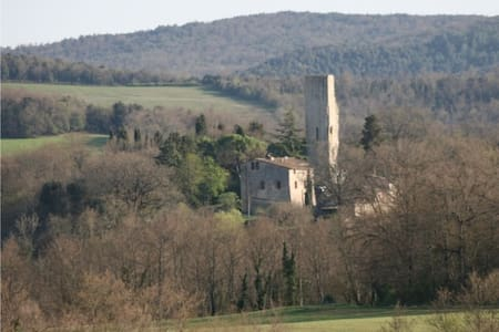 Torre di Sant'Ansano Siena, Tuscany - Monteroni d'Arbia - Apartment