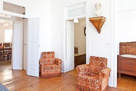 Sunny seaside apt close Oporto - Apartment