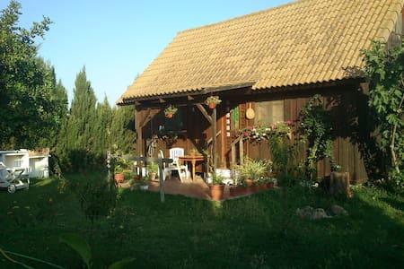 Cabaña de madera - Vejer de la Frontera- El Palmar