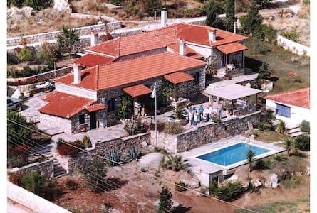 Authentically Restored Villa (Pool) - Villa