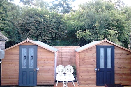 Beaconsfield Cabin 41. Single. £125 pw. Near NFTS. - Cottage