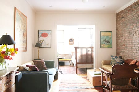 Charming 1-Bd East Village - New York - Apartment