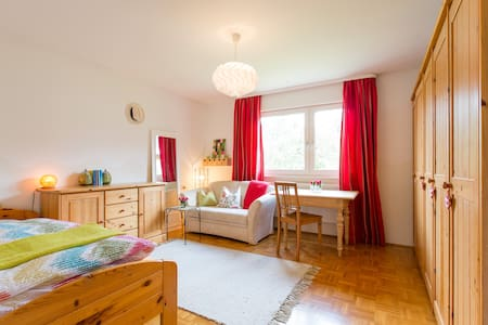 Charming, friendly room near Lindau - Andre