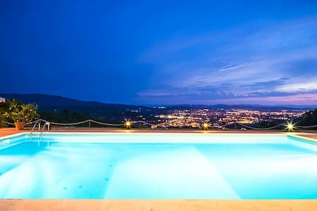Villa Cristina Tuscany,your dream!! - Huvila