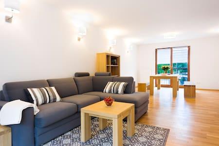 Krakow center, 3rooms, parking,WiFi - Apartment
