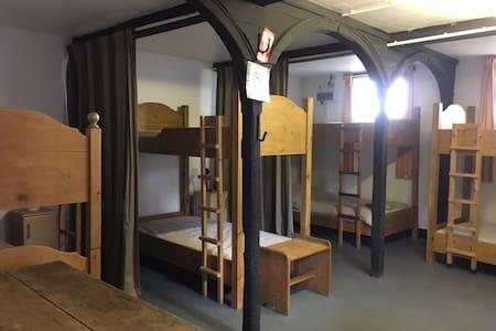 Sandysike Bunkhouse on Hadrian's Wall - Dormitori compartit