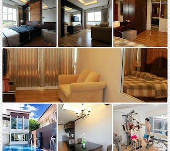 Brand new Condo just outside city center - San Phi Suea - Appartement