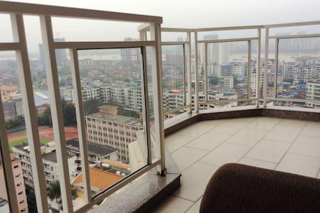 good river view,bright room - Qingyuan - Wohnung