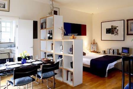 Penthouse studio in Covent Garden