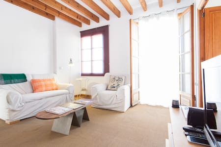 Twin-bedded room in Santa Eulalia - Palma de Mallorca - Appartamento