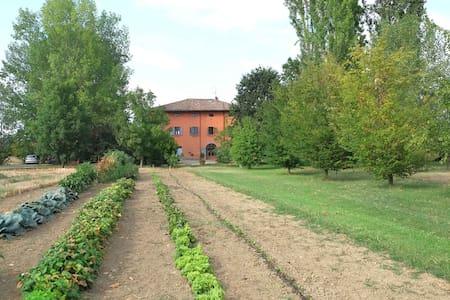 Appartamento con vista giardino in tenuta agricola - Haus