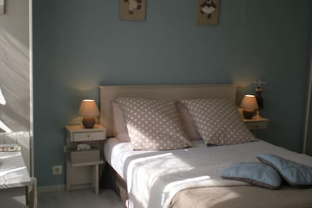 Chambres d'hôtes & SPA - Saint-Mards-de-Blacarville - Bed & Breakfast