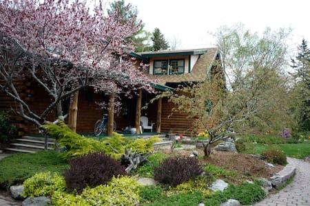 Sunny Room Overlooking Gardens - Haus