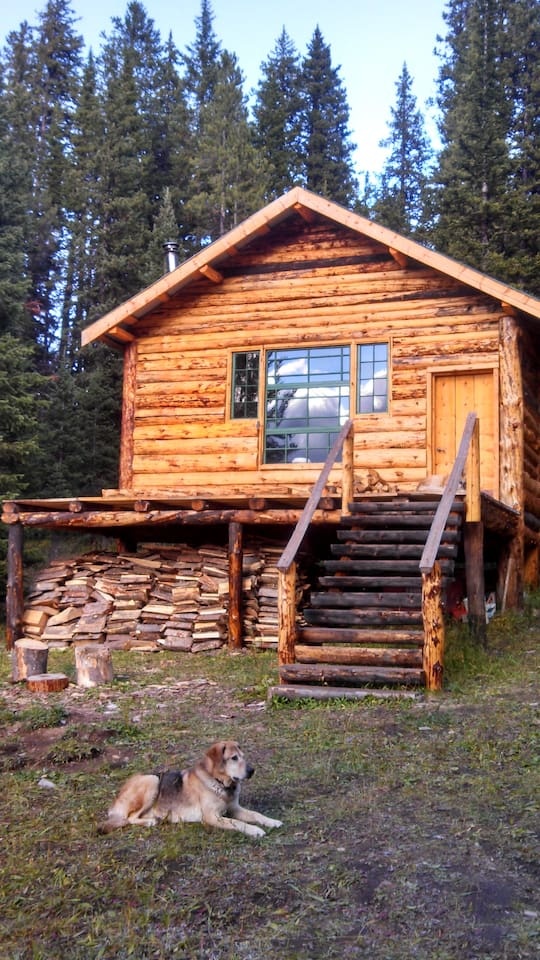 The Woody Creek Cabin