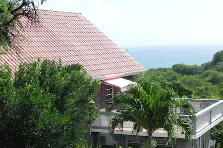 Laca Pierre Apartment - Carriacou - Lakás