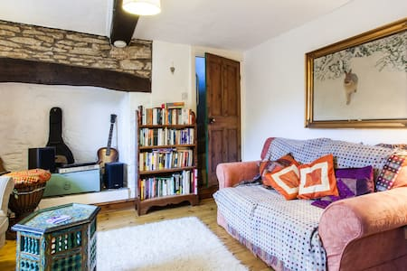 Double room in cosy cottage Frome. - Frome - Casa