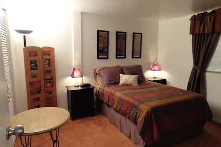 Guest House close to LA attractions - Newhall - Haus