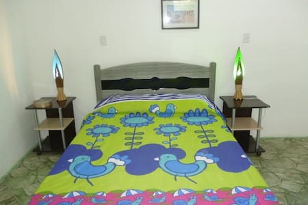 Double room with air conditioning - House