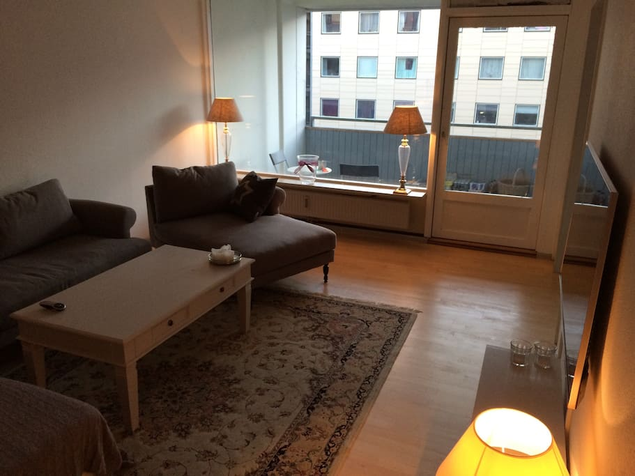***** apartment in the heart of CPH