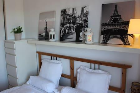 Jolie appartement vue sur mer  - Hendaya - Appartement