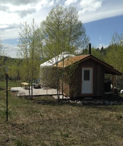 Game Creek Yurt - Tenda