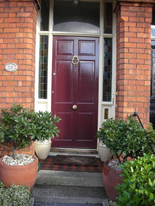 Hall Door / Porch